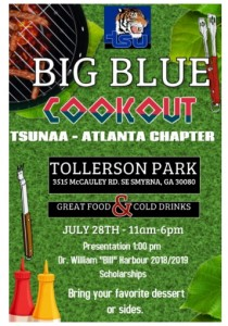 TSU Atlanta Chapter Cook-Out 2018 @ Tollerson Park | Smyrna | Georgia | United States
