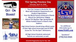 TSUNAA- Atlanta 2018 - Spring Tour - Red Background