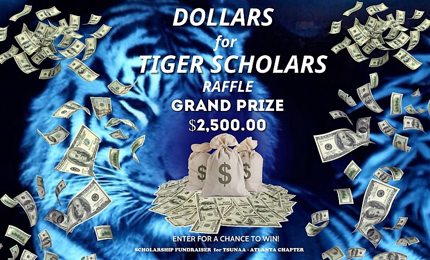 Dollars for Tiger Scholars @ Virtual - Rallyup.com